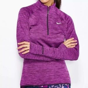 Nike Dri-Fit Sphere Element Textured Pull Over